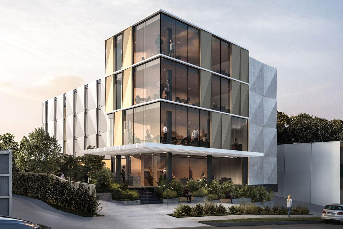 Selwyn St Building